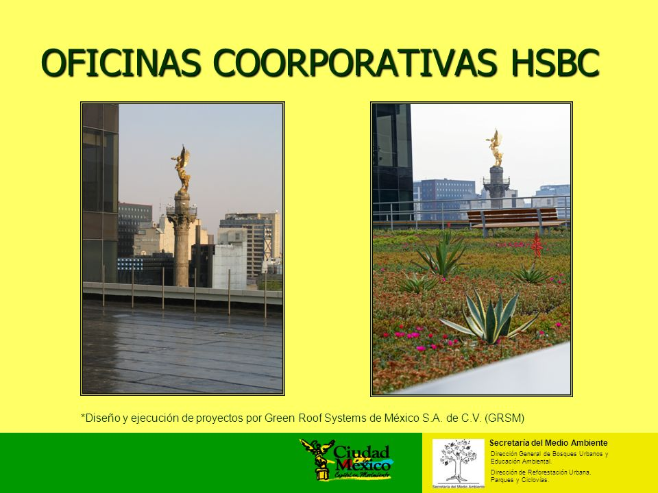 OFICINAS COORPORATIVAS HSBC