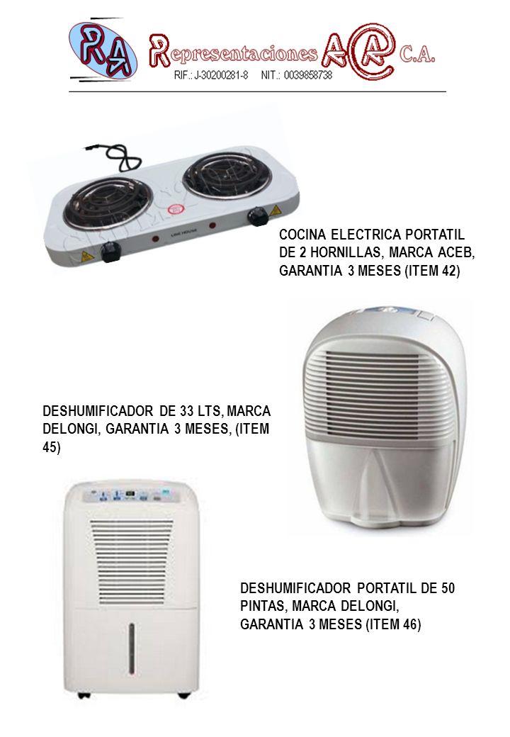 COCINA ELECTRICA PORTATIL