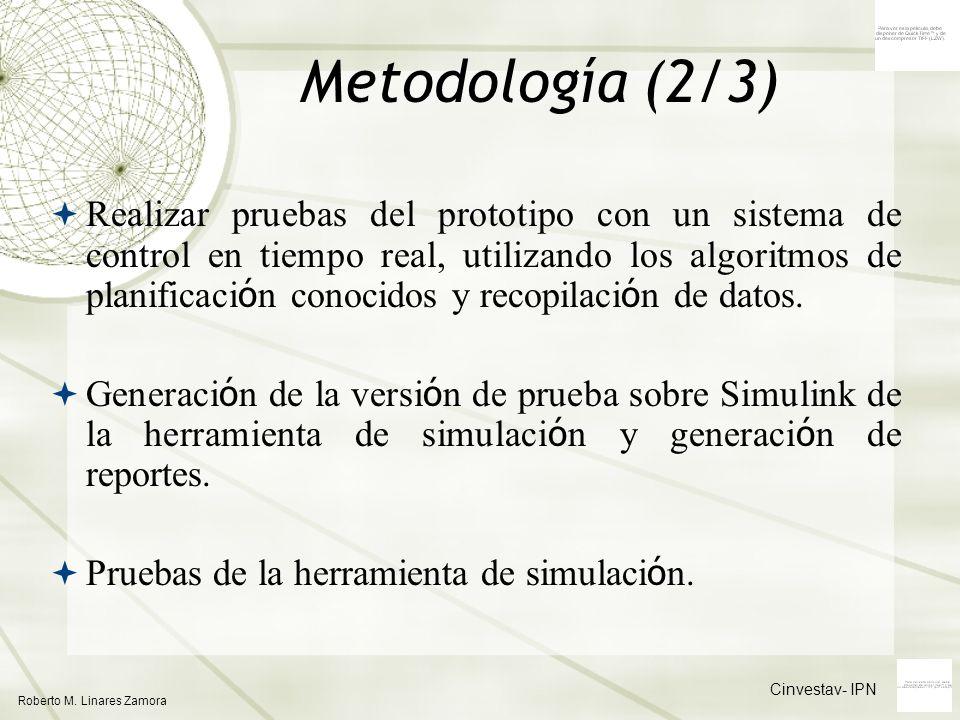Metodología (2/3)