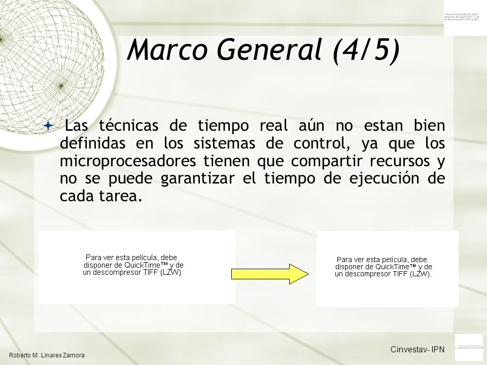Marco General (4/5)