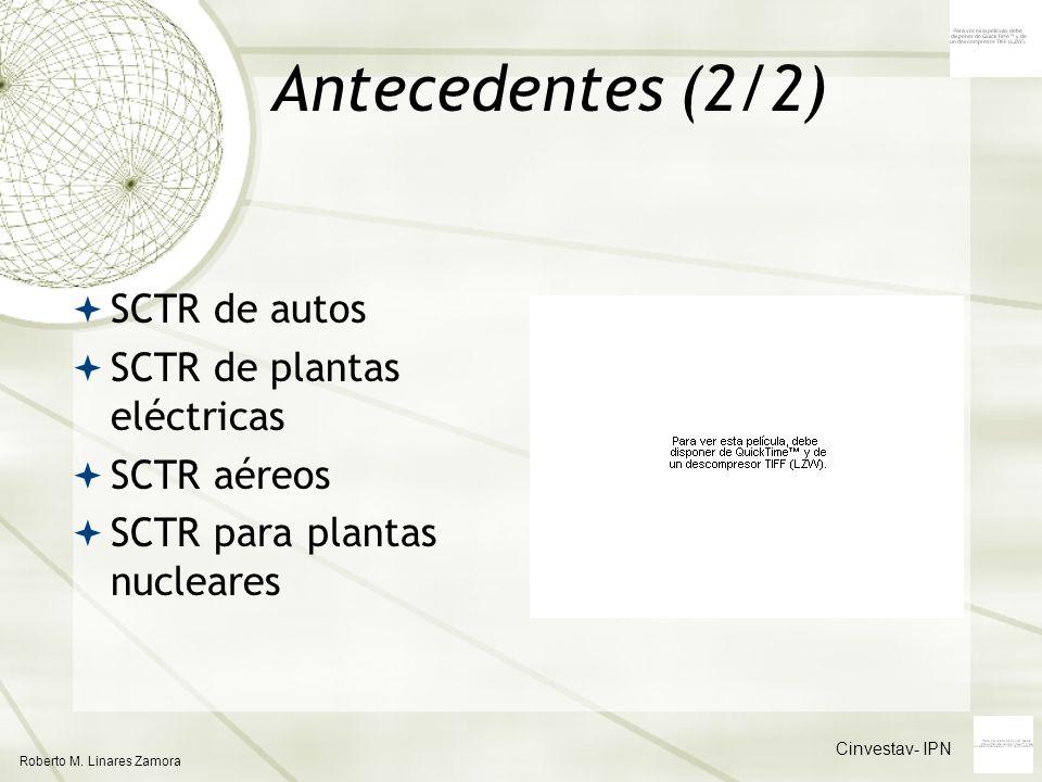 Antecedentes (2/2) SCTR de autos SCTR de plantas eléctricas