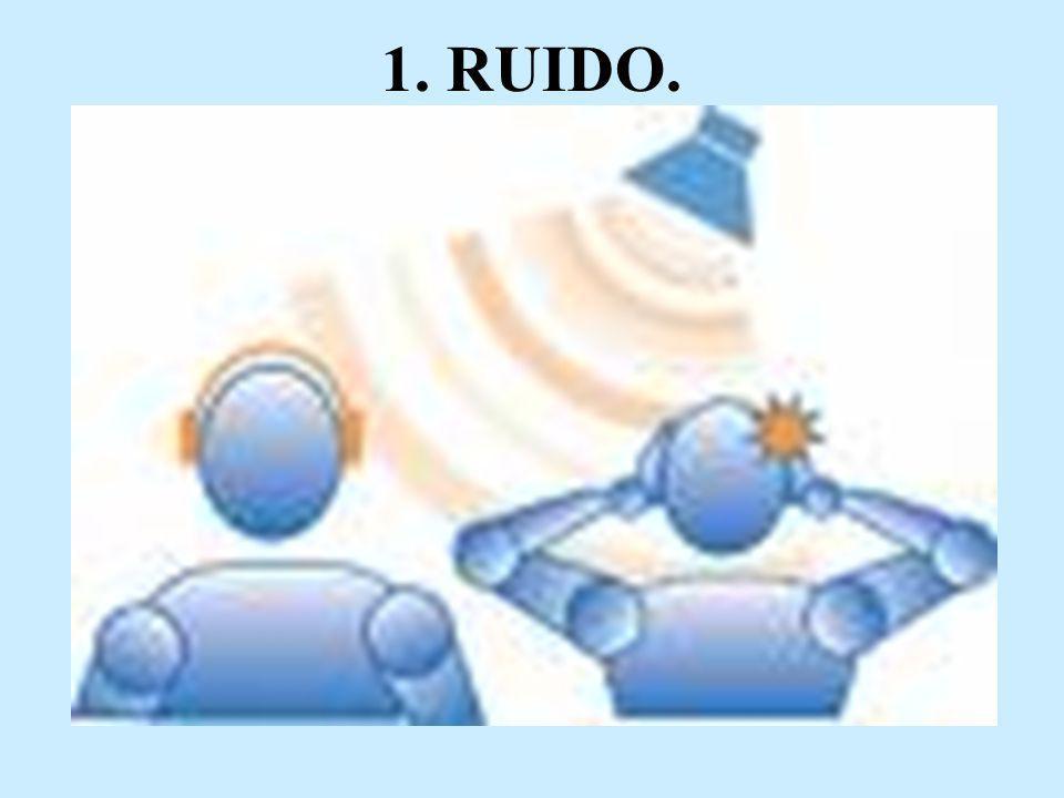 1. RUIDO.