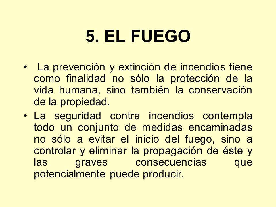 5. EL FUEGO