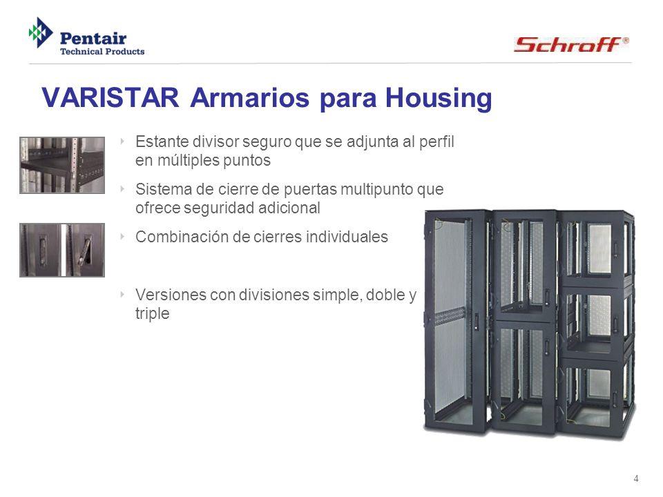VARISTAR Armarios para Housing