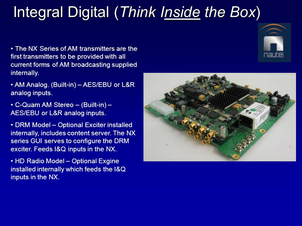 Integral Digital (Think Inside the Box)