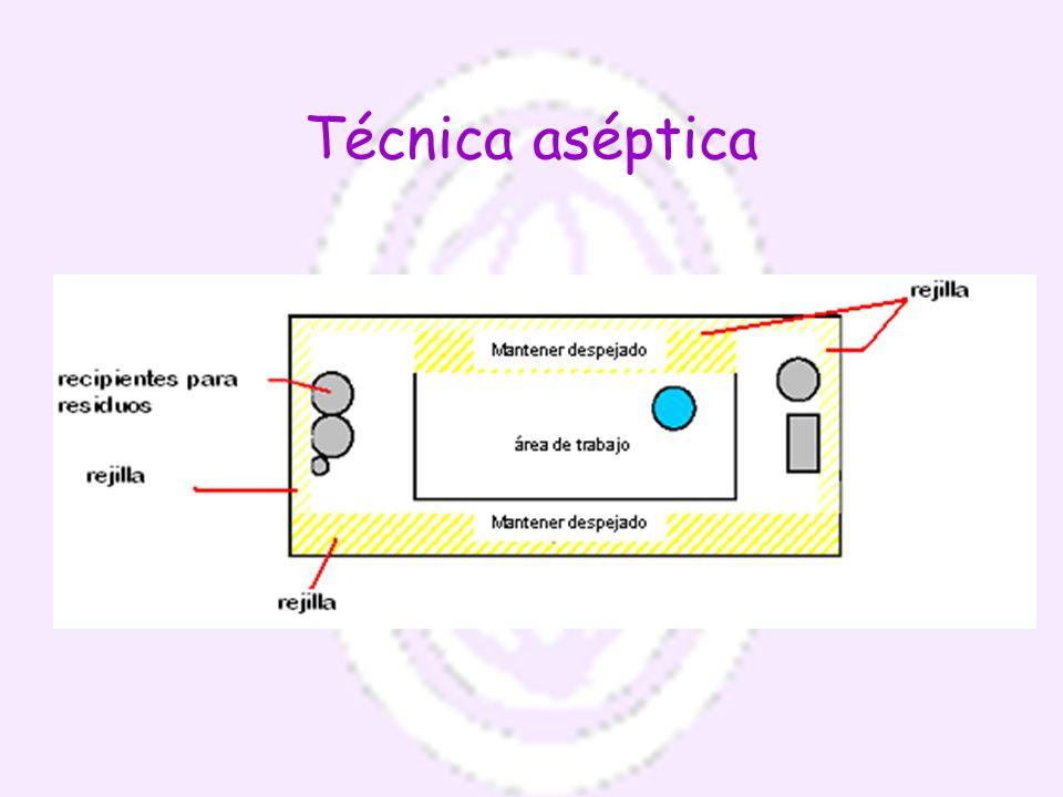 Técnica aséptica