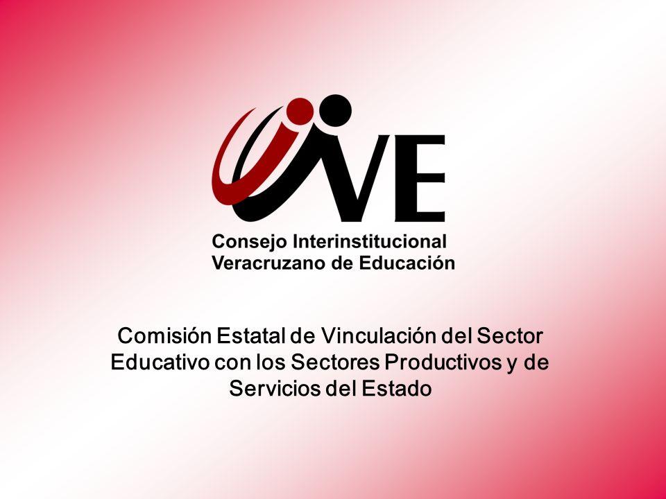 Comisión Estatal de Vinculación del Sector Educativo con los Sectores Productivos y de Servicios del Estado