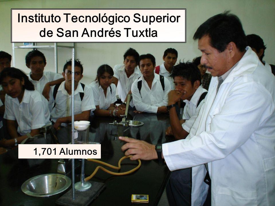 Instituto Tecnológico Superior de San Andrés Tuxtla