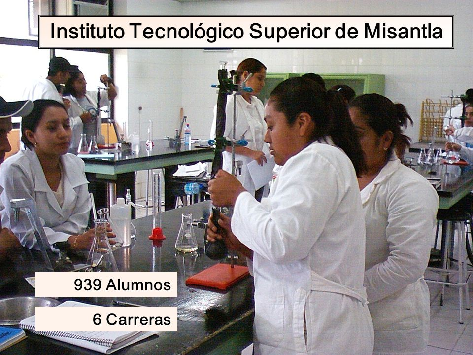 Instituto Tecnológico Superior de Misantla