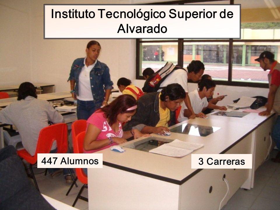Instituto Tecnológico Superior de Alvarado