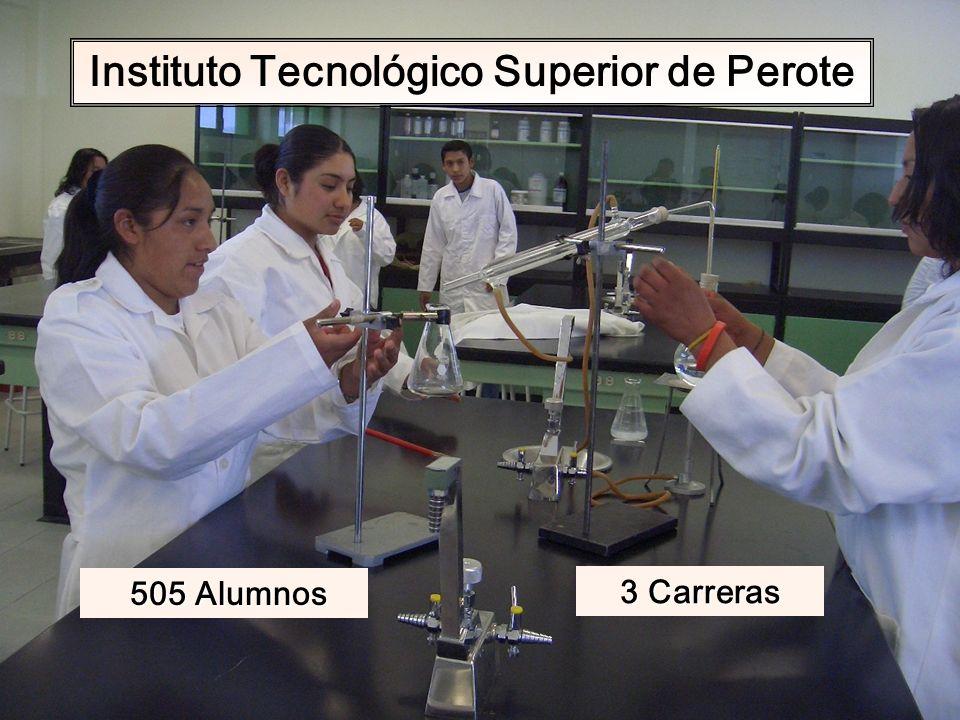 Instituto Tecnológico Superior de Perote