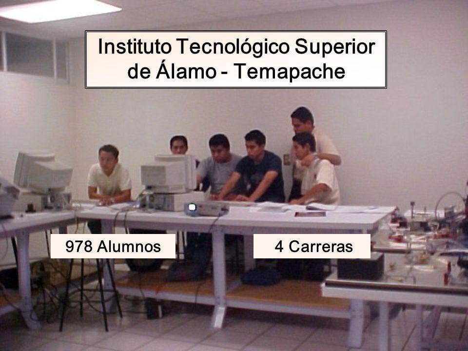 Instituto Tecnológico Superior de Álamo - Temapache