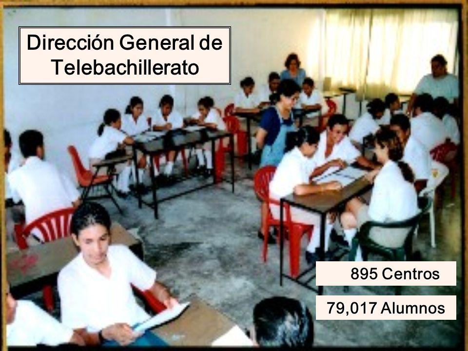 Dirección General de Telebachillerato