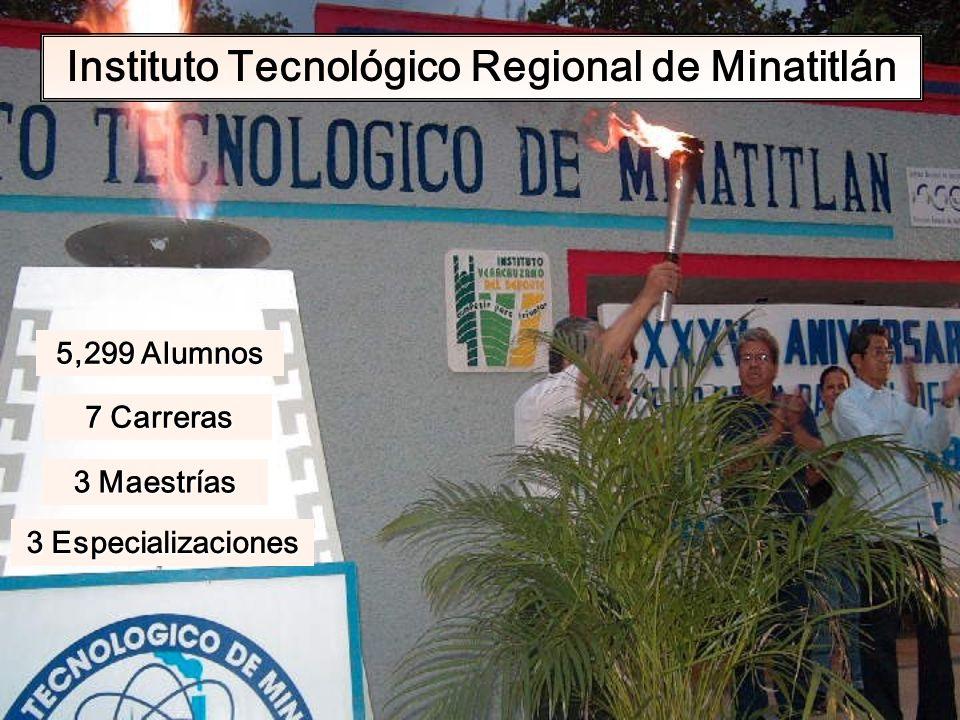 Instituto Tecnológico Regional de Minatitlán