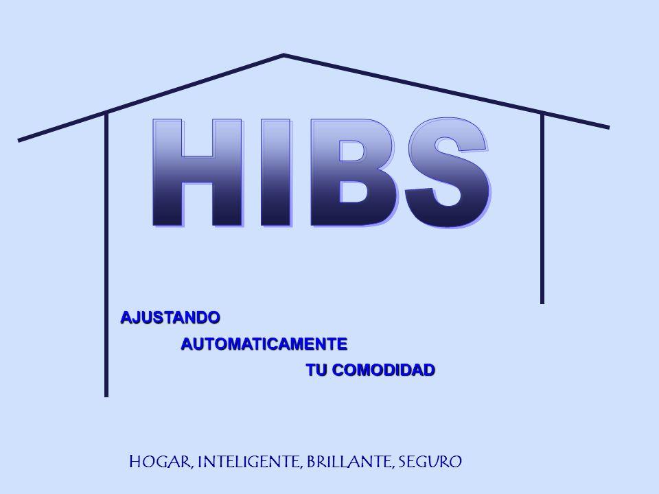HIBS AJUSTANDO AUTOMATICAMENTE TU COMODIDAD