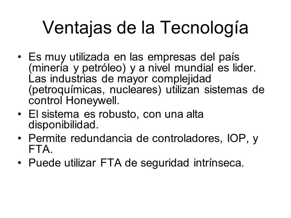 Ventajas de la Tecnología
