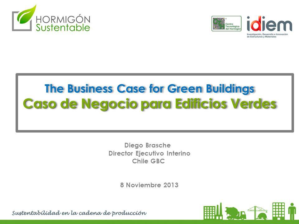 Caso de Negocio para Edificios Verdes