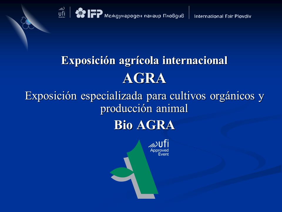 Exposición agrícola internacional