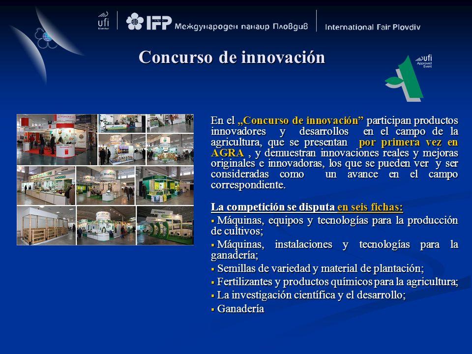 Concurso de innovación