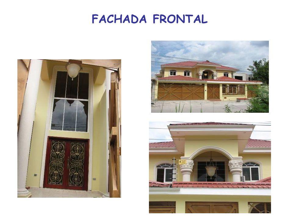 FACHADA FRONTAL
