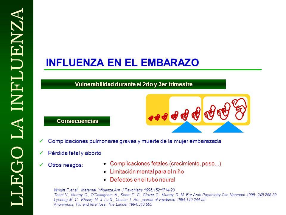 INFLUENZA EN EL EMBARAZO