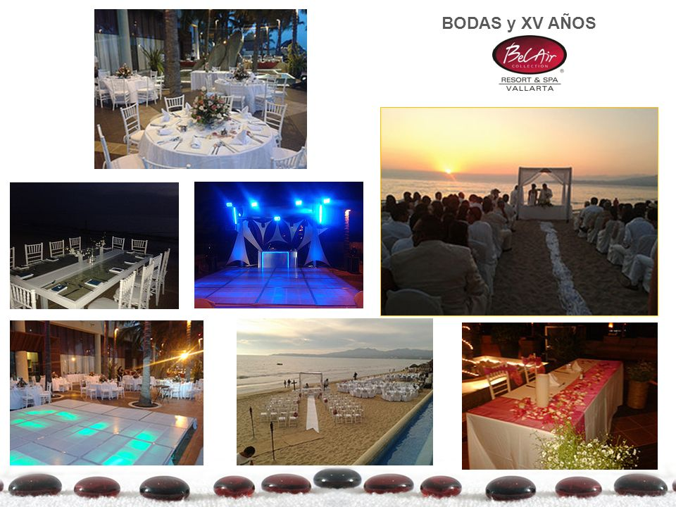 BO BODAS y XV AÑOS Kids Club