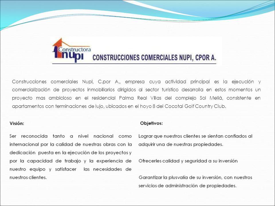Construcciones comerciales Nupi, C. por A