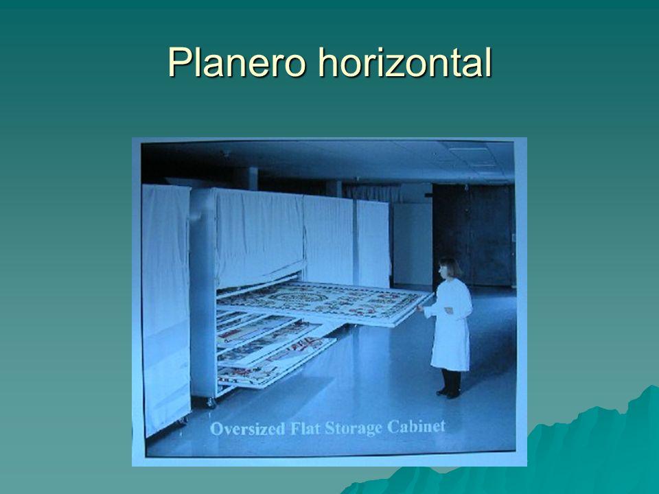 Planero horizontal
