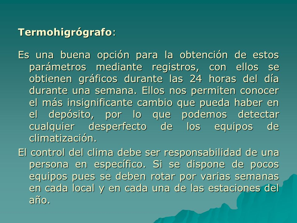 Termohigrógrafo: