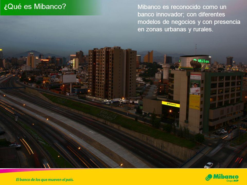¿Qué es Mibanco.
