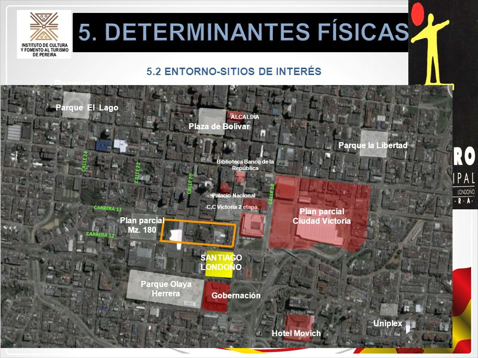 5. DETERMINANTES FÍSICAS