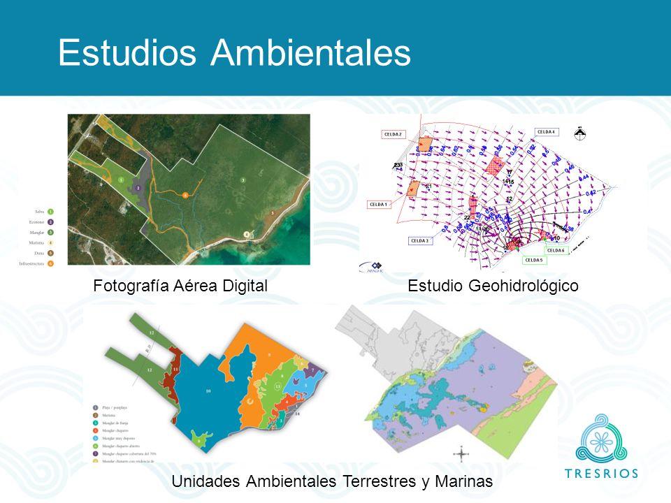 Estudios Ambientales Fotografía Aérea Digital Estudio Geohidrológico