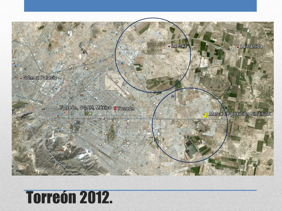 Torreón 2012.
