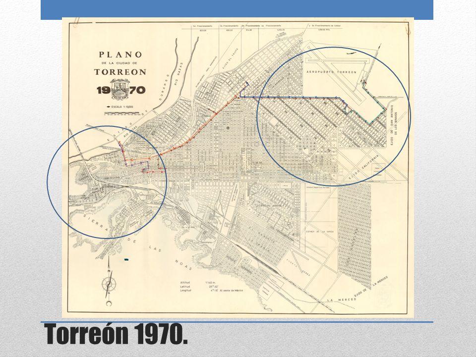 Torreón 1970.