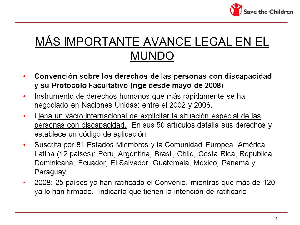 MÁS IMPORTANTE AVANCE LEGAL EN EL MUNDO