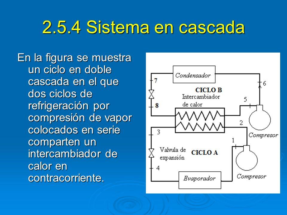 2.5.4 Sistema en cascada