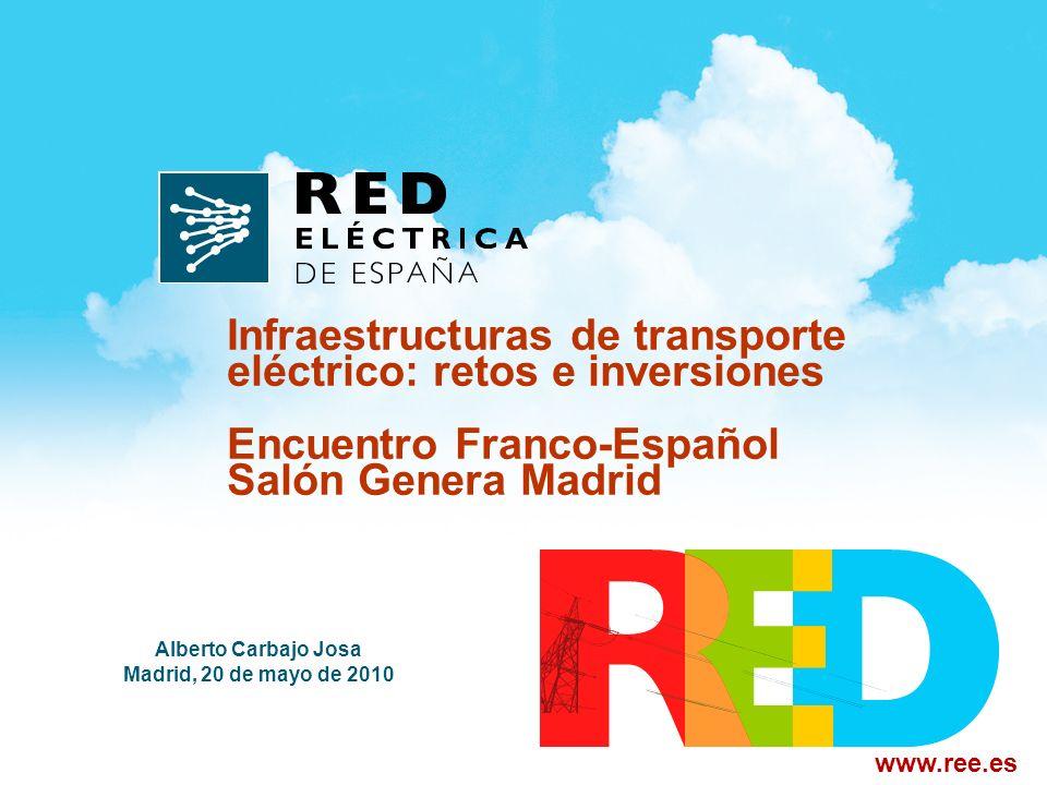 Infraestructuras de transporte eléctrico: retos e inversiones