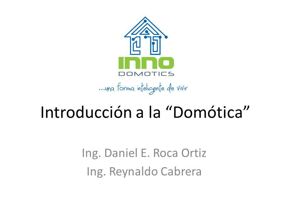 Introducción a la Domótica