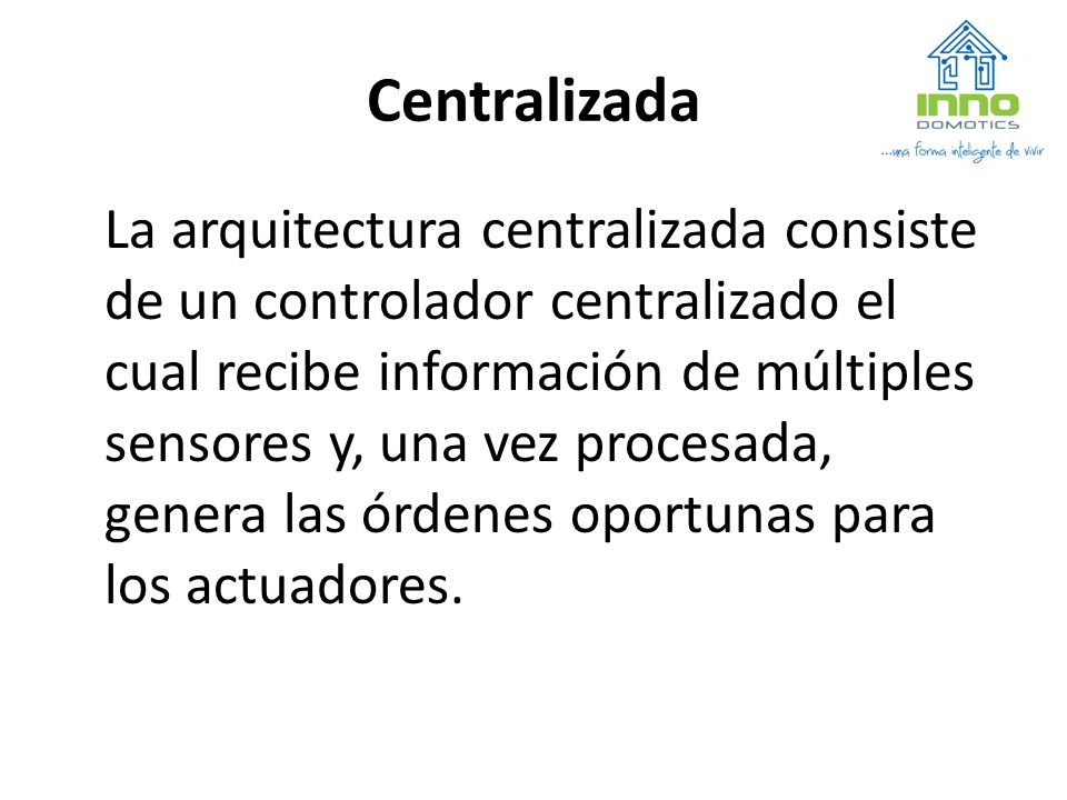 Centralizada