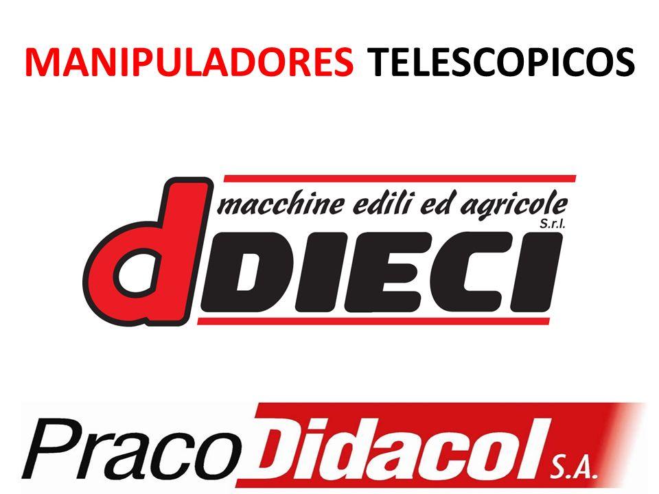 MANIPULADORES TELESCOPICOS