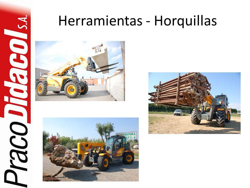 Herramientas - Horquillas