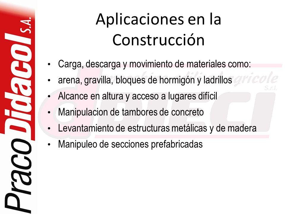 Aplicaciones en la Construcción