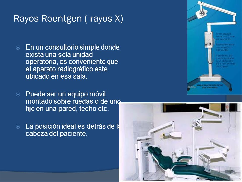 Rayos Roentgen ( rayos X)