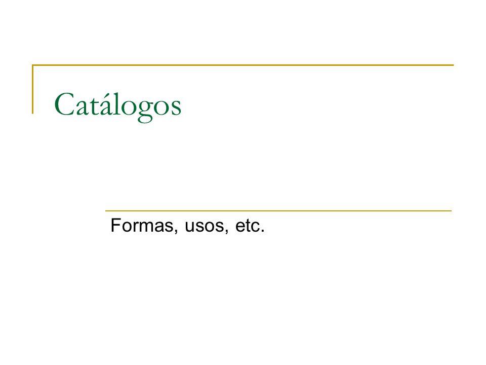 © Dr. Iván E. Calimano Formas, usos, etc.