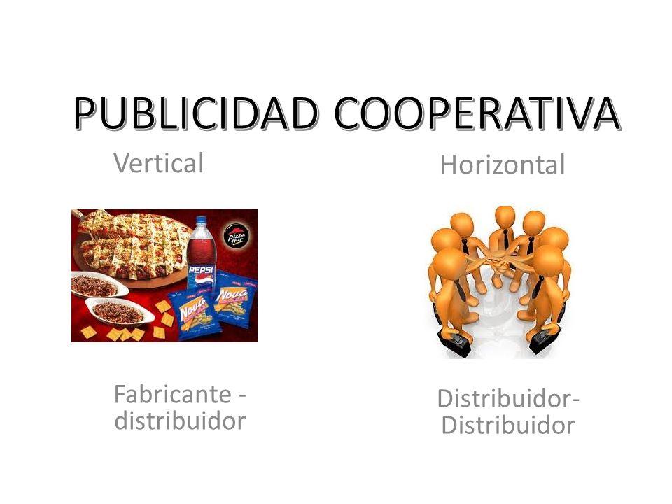 PUBLICIDAD COOPERATIVA