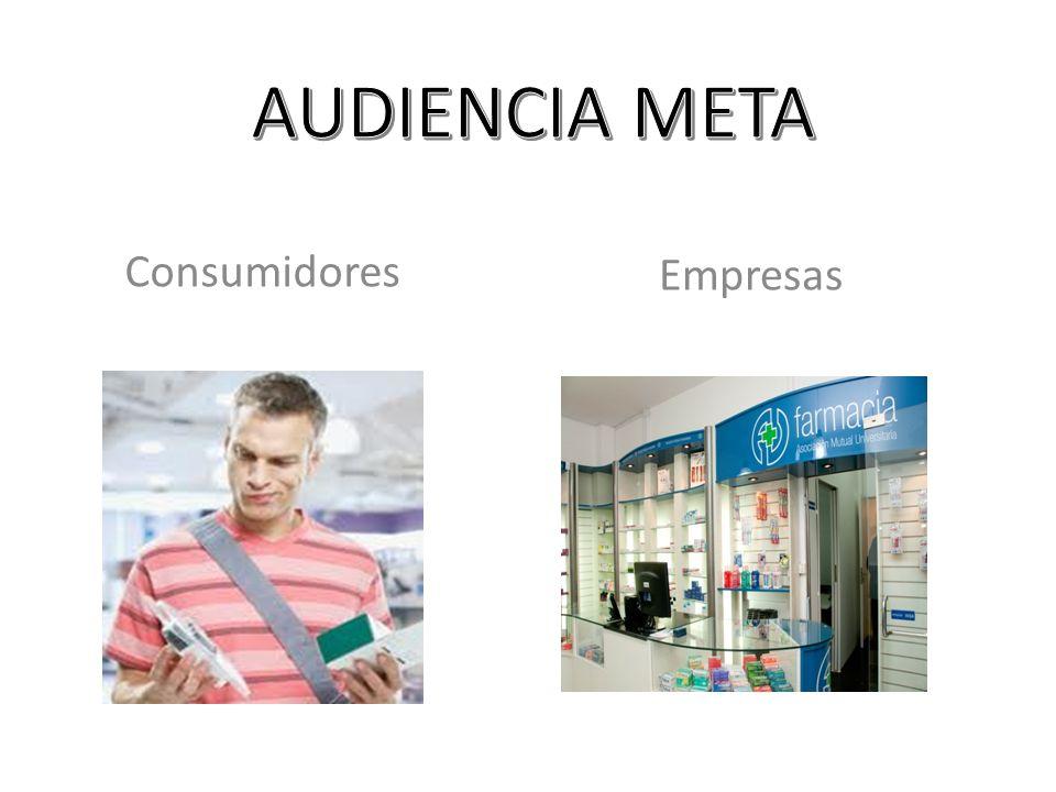 AUDIENCIA META Consumidores Empresas