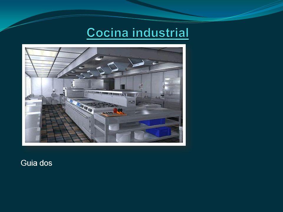 Cocina industrial Guia dos