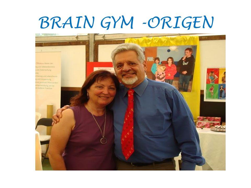 BRAIN GYM -ORIGEN