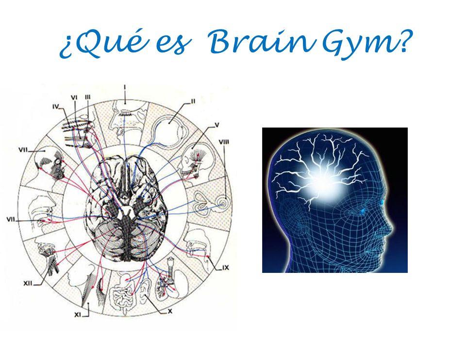 ¿Qué es Brain Gym