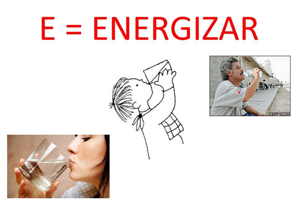 E = ENERGIZAR